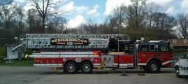 Neshannock Tower Ladder 158