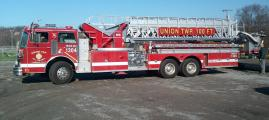 Union TWP. Fire Truck