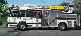 Colonial Park Ladder 33