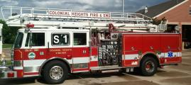Colonial Heights Fire & EMS