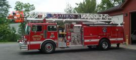 Athens Volunteer Fire Department