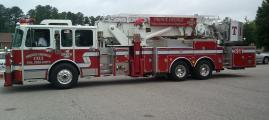 Prince George CO.1 Fire Department