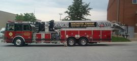 Manchester Township Fire Engine