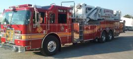 Quarryville Fire Truck