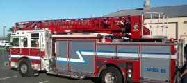 Twin Valley Fire Truck